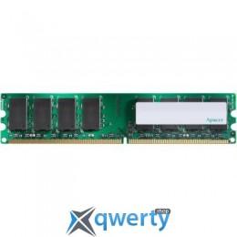DDR2 1GB 800 MHZ APACER (AU01GE800C6NBGC)