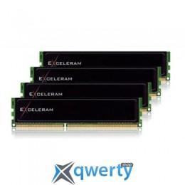 DDR3 32GB (4X8GB) 1333 MHZ BLACK SARK EXCELERAM (EG3003B)