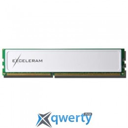 DDR3 8GB 1600 MHZ WHITE SARK EXCELERAM (E30304A)