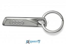 Брелок Audi Key Ring Silver 2015 3181500400