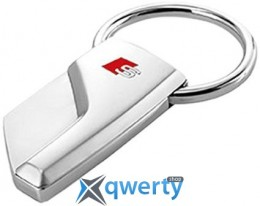 Брелок Audi Metal Key Ring S 3181300500