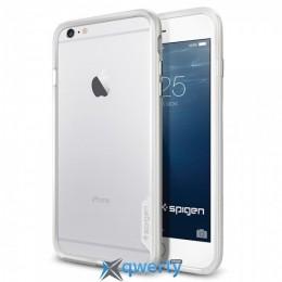 Spigen Case Neo Hybrid EX Series Satin Silver for iPhone 6 Plus 5.5