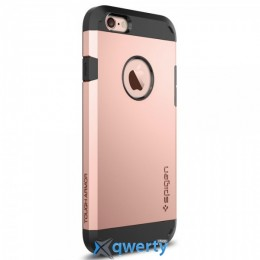 Spigen Case Tough Armor Rose Gold for iPhone 6/6S (SGP11741)