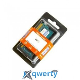 SODIMM DDR3 1GB 1333 MHZ GOODRAM (GR1333S364L9/1G)