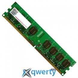 DDR2 1GB 800 MHZ TRANSCEND (TS128MLQ64V8U)