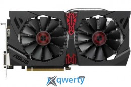 Asus PCI-Ex Radeon R9 380X Strix 4GB GDDR5 (STRIX-R9380X-OC4G-GAMING) купить в Одессе