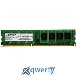 DDR3 8GB 1600 MHZ AMD (R538G1601U2S-UOBULK)