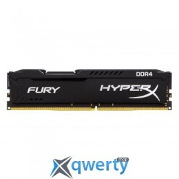 DDR4 8GB 2133 MHZ FURY BLACK KINGSTON (HX421C14FB/8) купить в Одессе