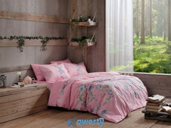 Двуспальное TAC Fleur Pink Ранфорс (60111004)