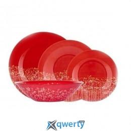 СЕРВИЗ LUMINARC PIUME RED 19 ПРЕДМЕТОВ J7547 купить в Одессе