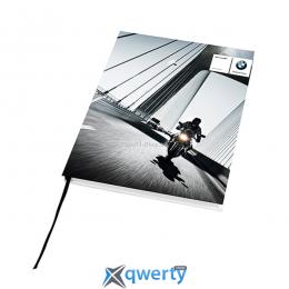 Блокнот BMW Motorrad Notebook 2014 (80602356854)