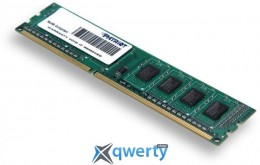 Patriot 1x8Gb DDR3 1600 MHz (PSD38G1600L2)