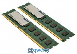 Patriot Signature 2x8Gb DDR3 1600Mhz (PSD316G1600LK) купить в Одессе