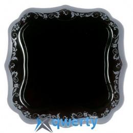 ТАРЕЛКА LUMINARC AUTHENTIC SILVER BLACK 260ММ ОБЕДЕННАЯ H8396 купить в Одессе