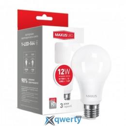 Maxus А65 12W яркий свет 220V E27 (1-LED-564) купить в Одессе