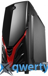 Raidmax Viper II AO7WBR Black/Red (б/БП)