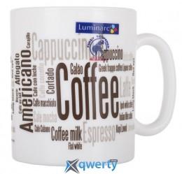 ЧАШКА LUMINARC ESSENCE COFFEEPEDIA 320МЛ J9506 купить в Одессе