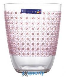 НАБОР СТАКАНОВ LUMINARC GALAXY PINK 310 Х 3 ВЫСОКИЕ J6170 купить в Одессе