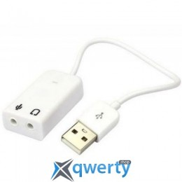 3D RTL (USB-SOUND7-WHITE)