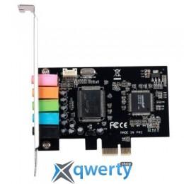 Manli C-Media 8738 PCI-E 6(5.1) каналов BULK (M-CMI8738-PCI-E)