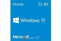 Windows 10 Домашняя 32-bit Русский на 1ПК (ОЕМ версия для сборщиков) (KW9-00166)
