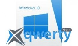 Windows 10 Домашняя 64-bit Русский на 1ПК (OEM версия для сборщиков) (KW9-00132)