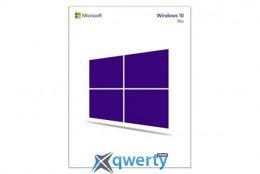 Windows 10 Профессиональная 32/64-bit Английский на 1ПК (коробочная версия) (FQC-08790)