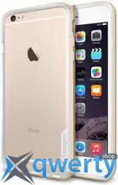 SGP NEO Hybrid EX for iPhone 6 (4.7) white/gold