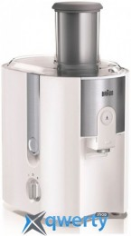 Braun Multiquick J500 White