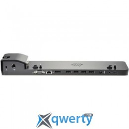 HP 2013 UltraSlim Docking Station (D9Y32AA)