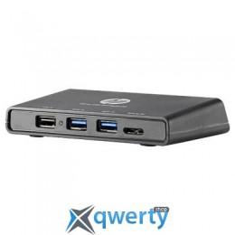 HP 3001pr USB3 Port Replicator (F3S42AA)