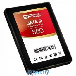 Silicon Power Slim S80 240GB 2.5 SATAIII MLC (SP240GBSS3S80S25)