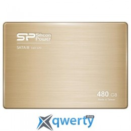 Silicon Power 480 ГБ 2.5 Slim S70 (SP480GBSS3S70S25)