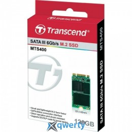 Transcend MTS400 128GB M.2 SATAIII MLC (TS128GMTS400)