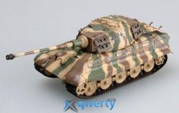 Модель немецкого тяжелого танка PzKpfw VIB Tiger II (36295)