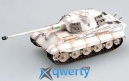 Модель немецкого тяжелого танка PzKpfw VIB Tiger II (36299)
