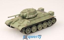 Модель советского среднего танка Т-34-76  (36267)