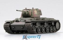 Модель советского тяжелого танка КВ-1 (36292)