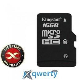 Kingston 16Gb microSDHC class 10 (SDC10/16GBSP)