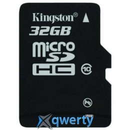 Kingston 32Gb microSDHC class 10 (SDC10/32GBSP)
