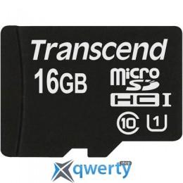Transcend 16Gb microSDHC Class10 UHS-I (TS16GUSDCU1)