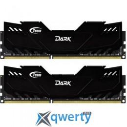 DDR-3 8GB (2x8GB) 16000 MHz Dark Black Team (TDKED316G1600HC9DC01)