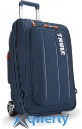 THULE CROSSOVER 38L ROLLING CARRY-ON DARK BLUE