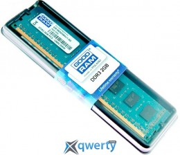 Goodram DDR3-1600 2048MB PC3-12800 (GR1600D364L11/2G)