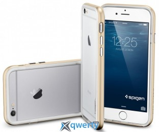 Spigen Case Neo Hybrid EX Series Champagne Gold for iPhone 6 4.7