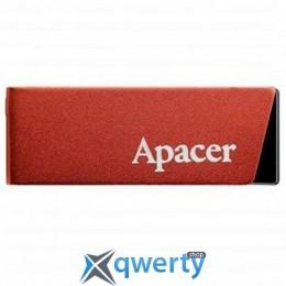Apacer 16GB AH130 Red RP USB2.0 (AP16GAH130R-1)