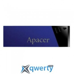Apacer 16GB AH131 Blue RP USB2.0 (AP16GAH131U-1)