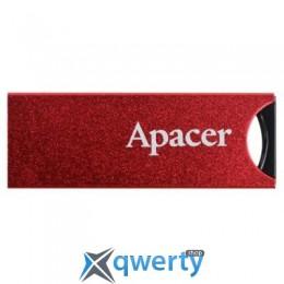 Apacer 16GB AH133 Red RP USB2.0 (AP16GAH133R-1)