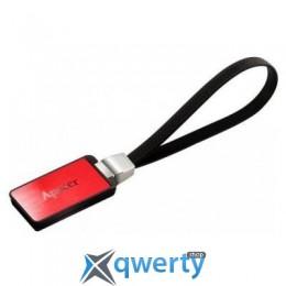 Apacer 32GB AH128 Red RP USB2.0 (AP32GAH128R-1)