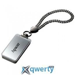 Apacer 32GB AH129 Silver RP USB2.0 (AP32GAH129S-1)